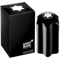 Perfume Masculino Mont Blanc Emblem 100ml Edt 12x Sem Juros.