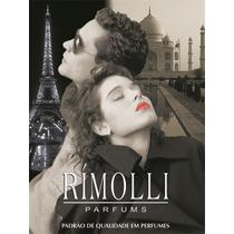 Rímolli - Perfumes Masculinos E Femininos - Eau De Toilette