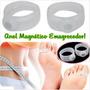 Anel Magnetico Silicone P/emagrecer Perda Peso Emagrecedor!