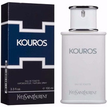 Kouros Yves Saint Laurent 100ml Masculino | Original Lacrado