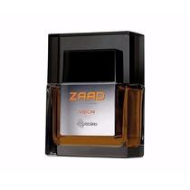Novo Perfume Eau De Parfum Boticario Zaad Vision 95ml