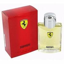 Perfume Ferrari Red Masculino 125ml Original Made In Italy