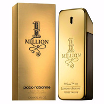 Perfume One Million Paco Rabanne 100ml Masculino Importado