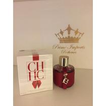Perfume Ch 100 Ml Fem. - C. Herrera- Original E Lacrado -