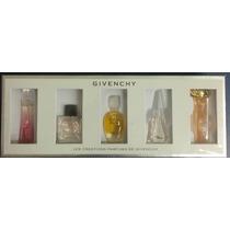Givenchy Kit Miniaturas De Perfumes Fem. 5 Unidades