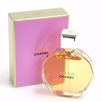 Perfume Chanel Chance Edp 50 Ml Lacrado 100% Original