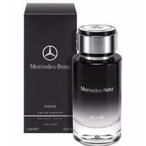 Mercedes Benz Intense 120ml Masculino | Original E Lacrado