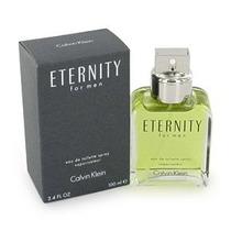 Perfume Masculino Calvin Klein Eternity 100ml Importado Usa