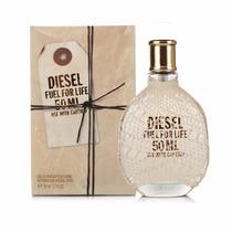 Diesel Fuel For Life Eau De Parfum ( Edp ) 50ml - Feminino