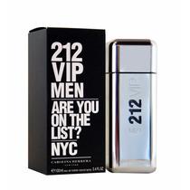 Perfume 212 Vip Men 100ml - Original E Lacrado (promoção!!!)