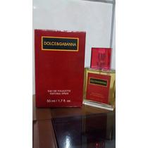 Perfume Feminino D & G 50ml Importado Barato