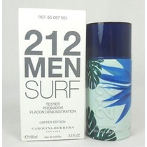 Tester 212 Surf Men 100ml Procedencia Original