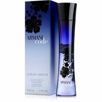Armani Code Feminino Eau De Parfum 75ml - Giorgio Armani