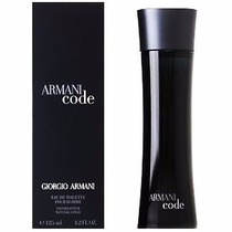 Armani Code 125ml Pour Homme Edt- Giorgio Armani