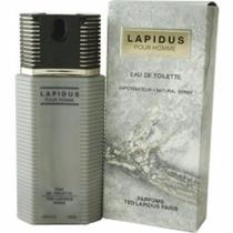 Perfume Ted Lapidus Eau De Toilette Masculino 100ml