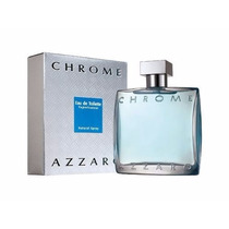 Perfume Azzaro Chrome Masculino 100ml - Original