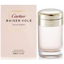 Perfume Cartier Baiser Volé Cartier Eau Parfum Femin. 100ml