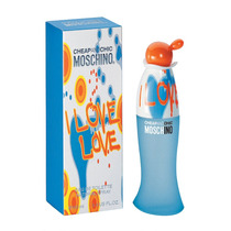Moschino I Love Love Eau De Toilette 100ml Feminino Original