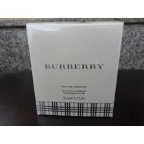 Perfume Burberry Feminino 50 Ml Edp - Original E Lacrado