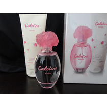 Gres - Cabotine Rose Perfume 100ml + Body Lotion 200ml