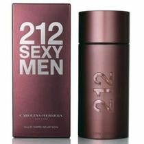Perfume 212 Sexy Masc. Eau De Toilette 100 Ml*tony Perfumes*