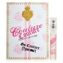 Perfume 2 Amostras Couture Juicy Couture Eau Parfum 1.5ml