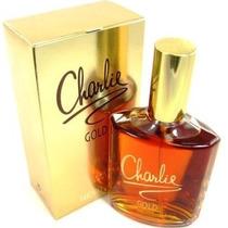Perfume Charlie Feminino Gold By Revlon 100ml Edt - Original