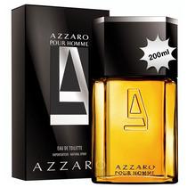 Perfume Azzaro Pour Homme Masculino 200ml Frete Gratis