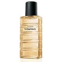 Colônia Titanium Flame Spray Avon
