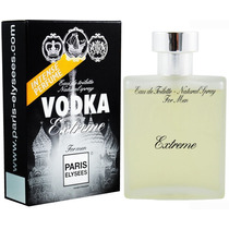 Perfume Masculino Vodka Extreme - 100 Ml - Paris Elysees