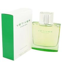 Perfume Vétiver Carven Eau Toilette Masculino 100ml