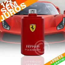 Perfume Masculino Ferrari Passion Tester 100ml Edt Original