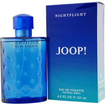 Perfume Joop Azul Nightflight 125ml - Original