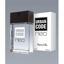 Urban Code Neo 100ml Perfume Masculino Lacqua Di Fiori Reven
