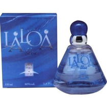 Perfume Laloa Blue Edt Feminino 100ml Via Paris