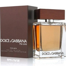 Perfume D & G The One Men 100 Ml- Original E Lacrado!