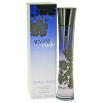 Perfume Feminino Armani Code 75ml Edp Original Lacrado