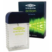 Umbro Action Eau De Toilette 100ml -original