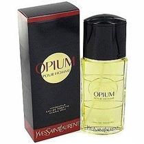 Perfume Opium Pour Homme Ysl Edt 100ml Masc. Frete Grátis.