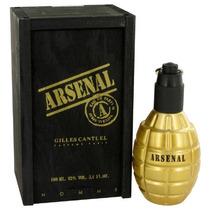 Perfume Arsenal Gold Homme Edp 100 Ml - Original