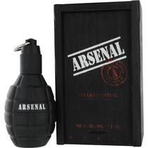 Perfume Arsenal Black Homme Edp 100 Ml - Original
