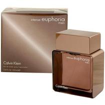 Perfume Calvin Klein Euphoria Intense 100ml Importado Usa