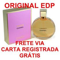 Chanel Chance Eau Parfum Amostra 2,5ml Original Frete Grátis