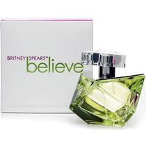 Perfume Believe Feminino Britney Spears 100ml Edp Original