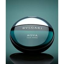 Perfume Masculino Bvlgari Aqva 100ml Edt Original