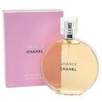 Perfume Chance Chanel Fem.eau De Toilette 100 Ml