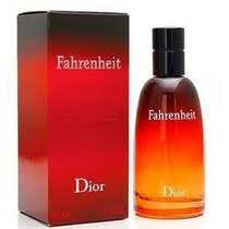 Perfume Dior Fahrenheit 100ml Edt Masculino - Lacrado