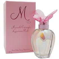 Mariah Carey Luscious Pink Eau De Parfum Fem Original 100ml