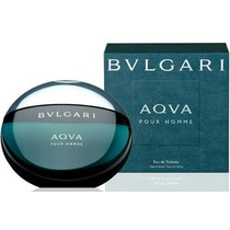 Perfume Bvlgari Aqva Pour Homme Edt 50ml Frete Grátis