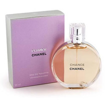 Perfume Chance Chanel Edp 100 Ml - Original E Lacrado
